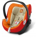 Cybex Aton Q Babyschale Autumn Gold