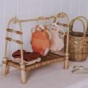 Olli Ella Dinkum Rattan Puppen-Kleiderstange kaufen - Kleine Fabriek
