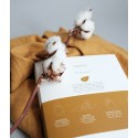 Fabelab Swaddle Set Wickeltuch XL Pine Cones - Kleine Fabriek