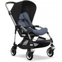 Bugaboo Bee 5 Kinderwagen Set Styled by you mit Sonnendach Schwarz - Kleine Fabriek