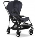 Bee 5 Bugaboo Buggy Styled by you mit Sonnendach Steel Blue - Kleine Fabriek