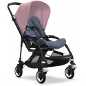 Bee 5 Bugaboo Buggy Styled by you mit Sonnendach Soft Pink - Kleine Fabriek