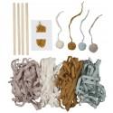 Fabelab DIY Bastel-Set Textile Craft Set kaufen - Kleine Fabriek