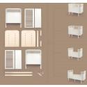 Sebra Babybett / Umbaubett - Kleine Fabriek