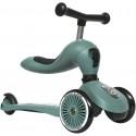 Highwaykick 1 Scoot & Ride 2in1 Laufrad Roller Forest kaufen - Kleine Fabriek