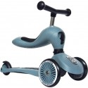 Highwaykick 1 Scoot & Ride 2in1 Laufrad Roller Steel kaufen - Kleine Fabriek