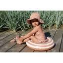 Liewood Schwimmring Baloo Stripe Tuscany Rose kaufen - Kleine Fabriek
