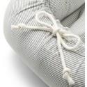 Liewood Baby-Nest Stripe Blue Wave - Creme de la Creme kaufen - Kleine Fabriek