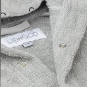 Liewood Bademantel Hippo Dove Blue kaufen - Kleine Fabriek