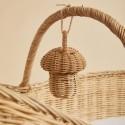 Olli Ella Rattan-Rassel Mushroom - Kleine Fabriek