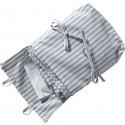 Oliver Furniture Seaside Lille+ Hochbett-Vorhang Streifen Blau kaufen - Kleine Fabriek