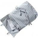 Seaside Hochbett-Vorhang Streifen Blau von Oliver Furniture kaufen - Kleine Fabriek