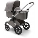 Fox Kinderwagen Bugaboo Mineral Collection Light Grey kaufen - Kleine Fabriek