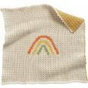 Olli Ella Dinkum Puppen-Decke Rainbow kaufen - Kleine Fabriek