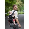 Ruckeli Babytrage Rückentrageweise