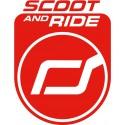 Scoot & Ride - Logo