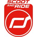 Scoot & Ride Logo - Kleine Fabriek
