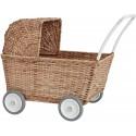 Olli Ella Strolley Puppen-Kinderwagen Einkaufswagen Natural kaufen - Kleine Fabriek