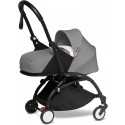 Babyzen Yoyo 2 0+ Buggy-Set in Schwarz - Grau kaufen - Kleine Fabriek