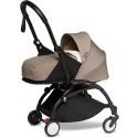 Babyzen Yoyo 2 0+ Buggy-Set in Schwarz - Taupe kaufen - Kleine Fabriek