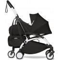Yoyo Bag Babyzen Einkaufstasche Schwarz  - Kleine Fabriek