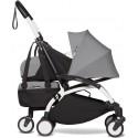 Yoyo Bag Babyzen Einkaufstasche Grau - Kleine Fabriek