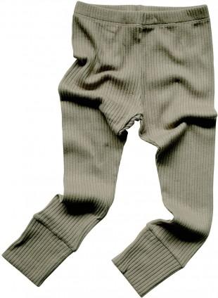 The Simple Folk Baby-Leggings Ribbed Sage