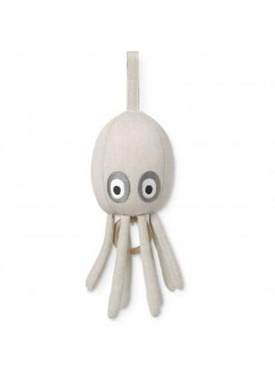 Ferm Living Spieluhr Octopus Sand kaufen - Kleine Fabriek