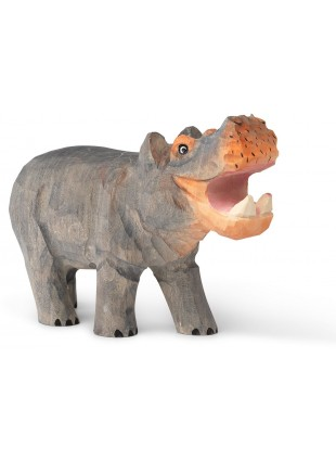 Ferm Living Holz-Spielzeug Hippo kaufen - Kleine Fabriek