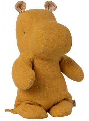 Maileg Safari Friends Hippo Small Dusty Yellow kaufen - Kleine Fabriek