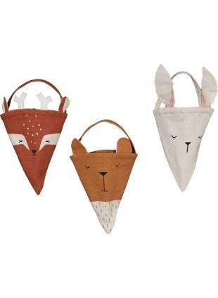 Fabelab Weihnachtsanhänger Baumschmuck Christmas Cones kaufen - Kleine Fabriek
