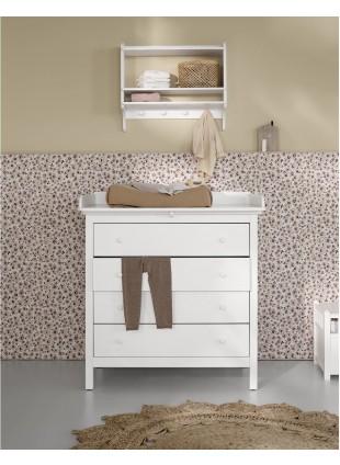 Oliver Furniture Wickelplatte Seaside/Wood kaufen - Kleine Fabriek