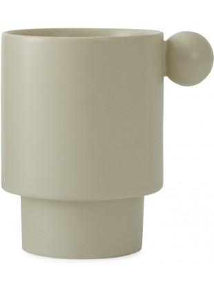 OYOY Porzellan Tasse Inka Weiß kaufen - Kleine Fabriek