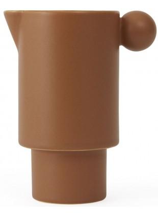 OYOY Porzellan Milchkanne Inka Caramel kaufen - Kleine Fabriek