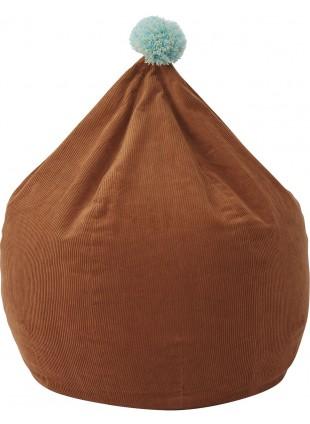 Cord Sitzsack Caramel von OYOY kaufen - Kleine Fabriek