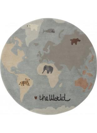 The World Teppich von OYOY kaufen - Kleine Fabriek