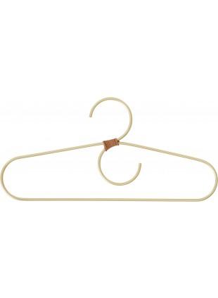 OYOY Kinder-Kleiderbügel Tiny Fuku Gold 2er-Set kaufen - Kleine Fabriek