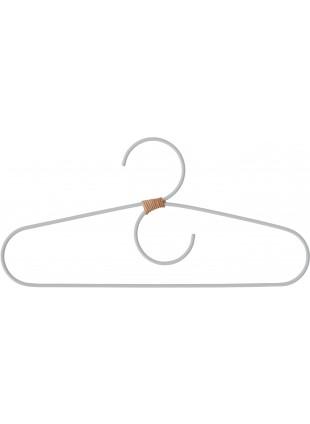 OYOY Kinder-Kleiderbügel Tiny Fuku Hellblau 2er-Set kaufen - Kleine Fabriek