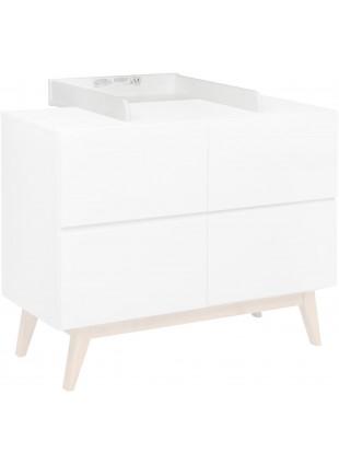 Quax Wickelaufsatz Trendy Weiß