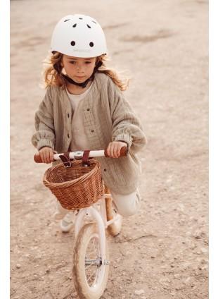 Banwood Kinder-Fahrradhelm White kaufen - Kleine Fabriek