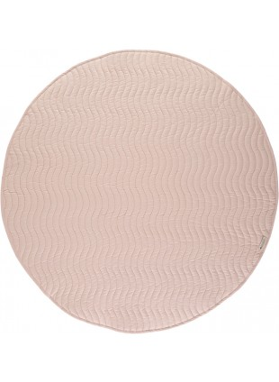 Nobodinoz Pure Line Spielteppich Kiowa Bloom Pink