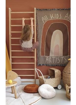 Studio Loco Wand-Teppich Regenbogen kaufen - Kleine Fabriek