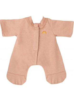 Olli Ella Dinkum Puppen-Pyjama in Rosa kaufen - Kleine Fabriek