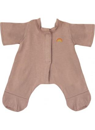 Olli Ella Dinkum Puppen-Pyjama in Lila kaufen - Kleine Fabriek