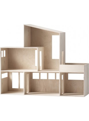 Ferm Living Puppenhaus Funkis Doll House Large