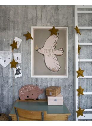 Studio Loco Poster Friedensvogel kaufen - Kleine Fabriek