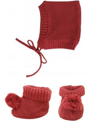 Olli Ella Dinkum Puppen-Bekleidung Snuggly Knit Set kaufen - Kleine Fabriek