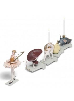 Ballerina Geburtstagszug von Konges Sløjd kaufen - Kleine Fabriek