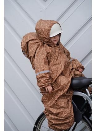 Konges Sløjd Fahrradsitz-Regenschutz Caramel kaufen - Kleine Fabriek