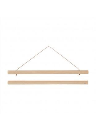 OYOY Wooden Frames Poster-Aufhängung Natur kaufen - Kleine Fabriek